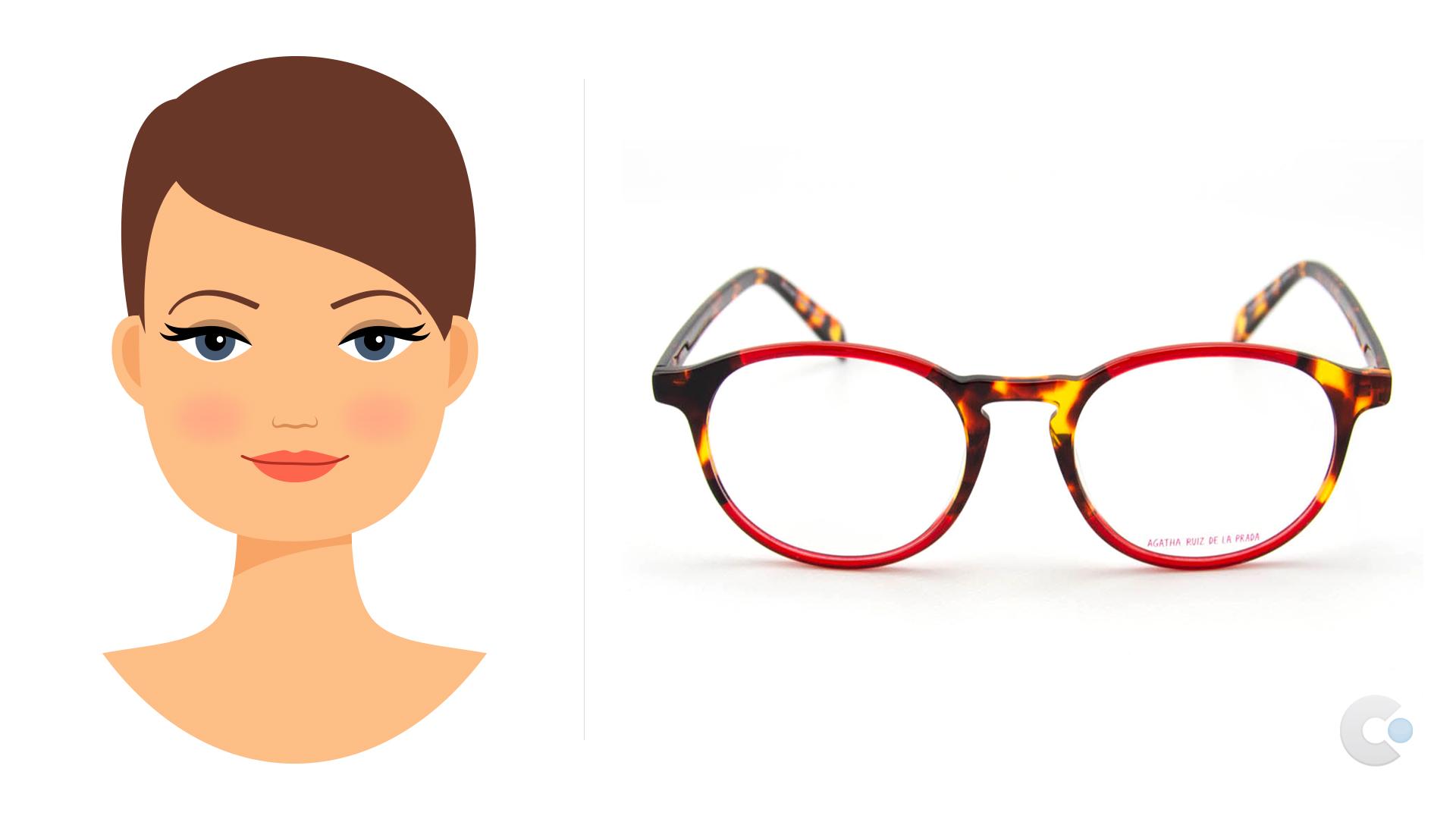 occhiali da vista adatti al viso quadrato