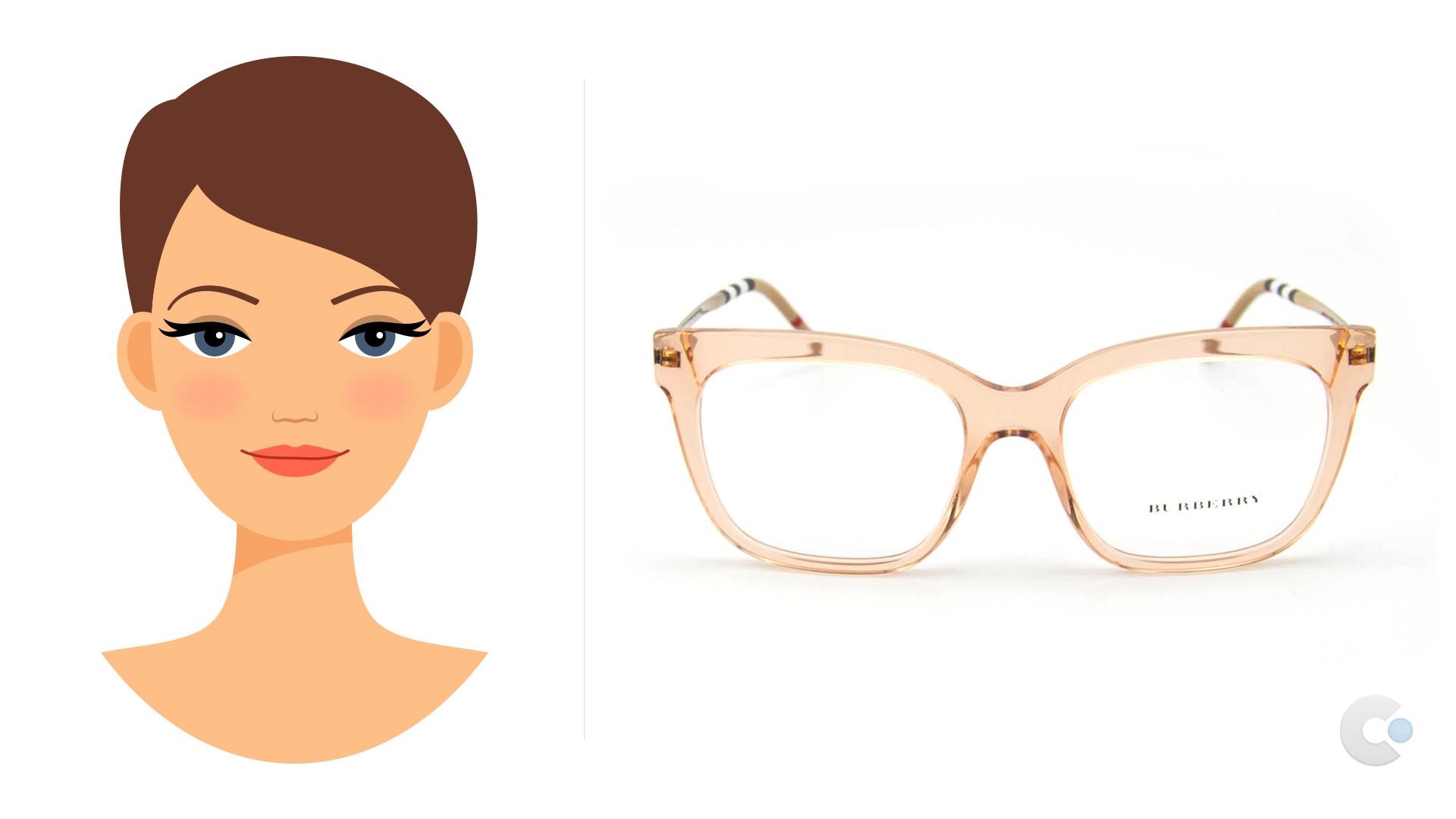 occhiali da vista viso ovale